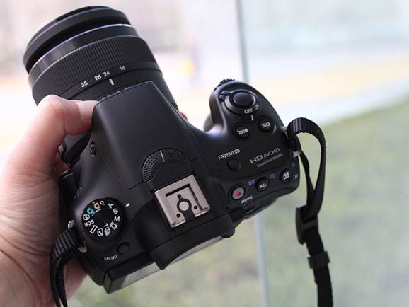 Description: Sony Alpha 58 Digital Camera