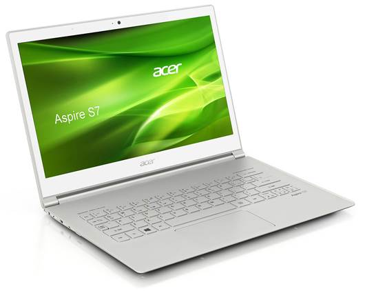Description: Acer Aspire S7