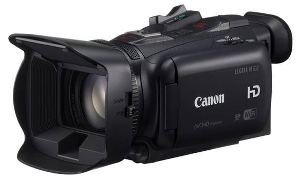 Description: Canon Legria HF G30
