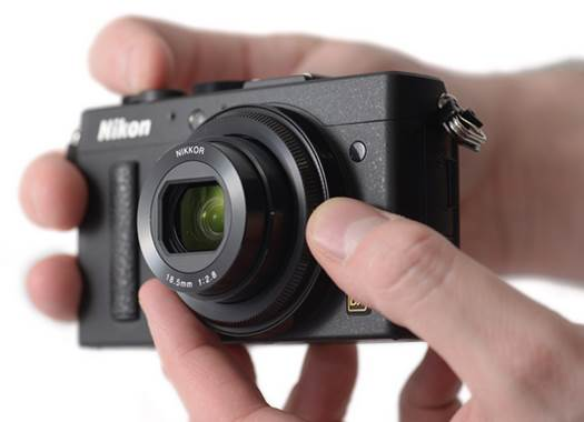 Nikon Coolpix A provides a big-size APS-C sensor with a wide-angle Nikon's lens, a compact body which can be easily fitted your pocket