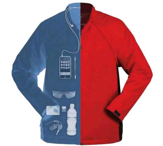 Scottevest Transformer Jacket: an innovative garment for gadget geeks