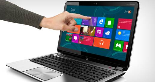 Touchscreen laptops aren't as flexible as their tablet and hybrid rivals, but they're comfortable to use on your lap