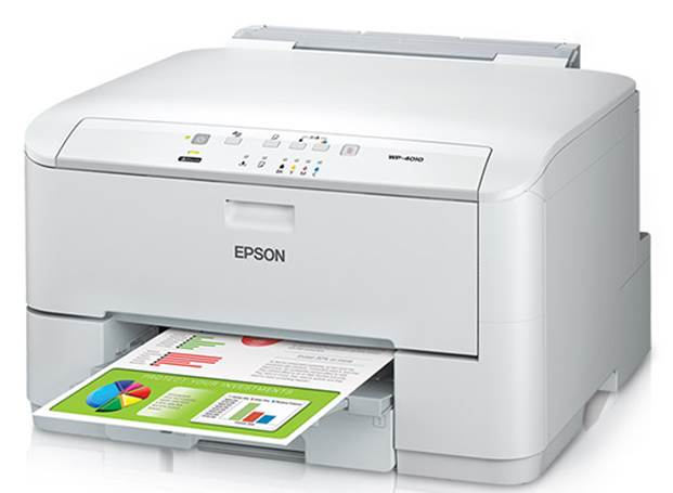 D1. Epson workforce Pro WP-4010