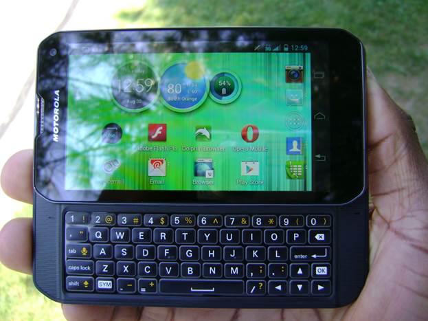 B4. Motorola Photo Q 4G LTE