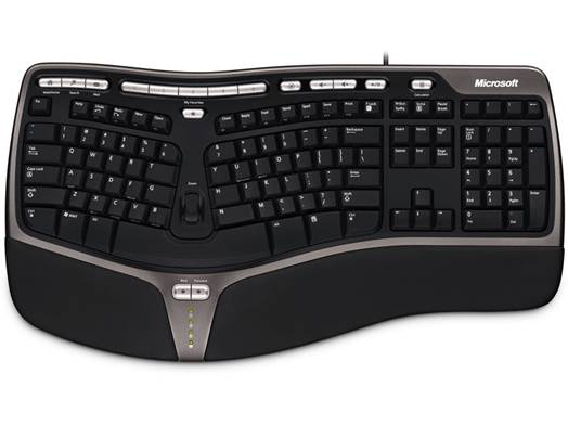 Using an ergonomic keyboard can significantly improve your computing comfort