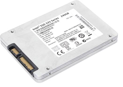 The overall score of the 335 series was 4822 marks which is a significant 12% less than the SSD 520 Series