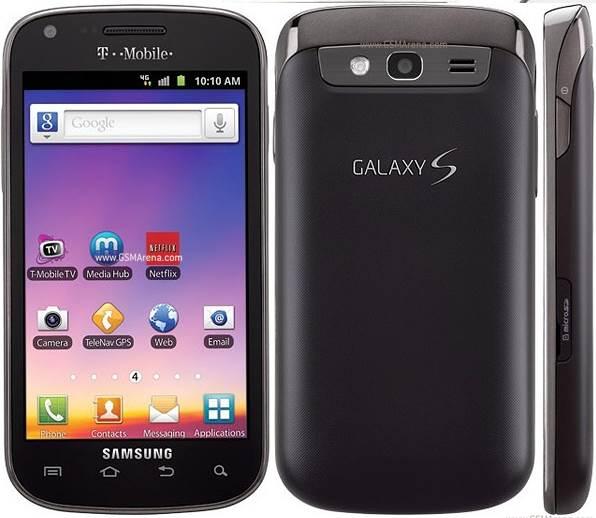 C4. Samsung Galaxy S blaze 4G