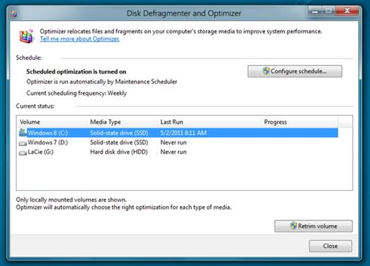 Most gradual PC slowdowns are related to the hard drive. Use Windows' Disk Defragmenter or a third-party utility to keep your drive in the pink