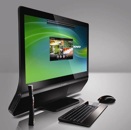 Thanks to the large screen and touchscreen simplicity, AIOs are great PCs for people of all ages