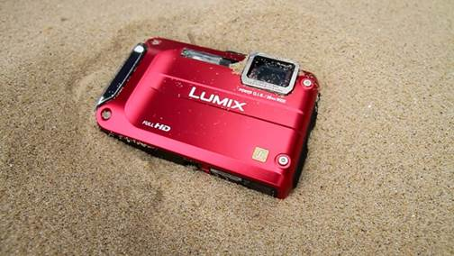 Digital cameras are fairly durable devices, but you'll want to keep them away from liquid, sand, and dirt