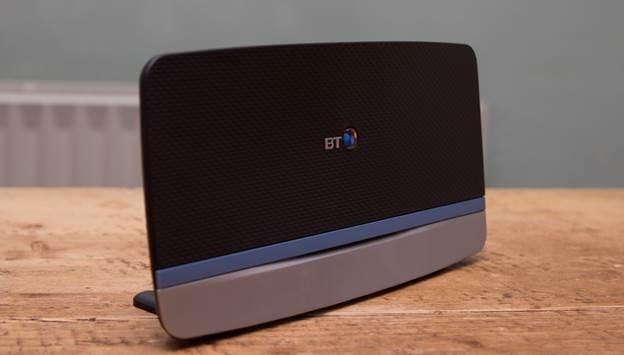The BT Home Hub 5