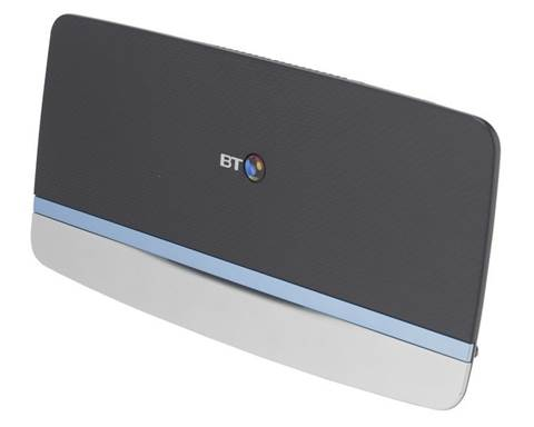 If you're with BT, we reckon your Home Hub 5 router is the best around