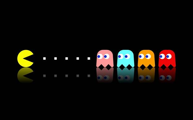 the original 1981 version of Pac-Man