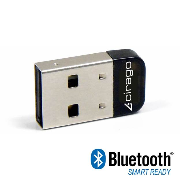 Cirago Bluetooth 4 0 Mini USB Adaptor