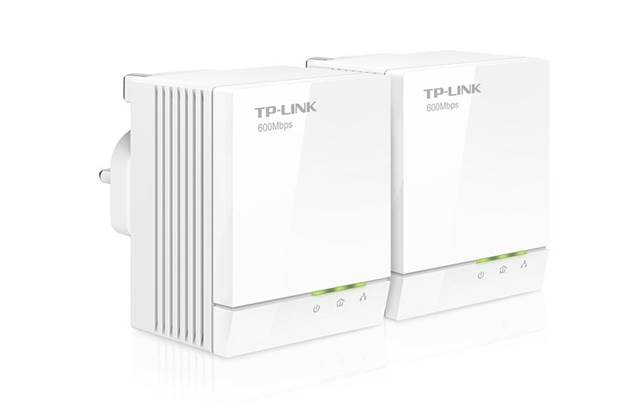 TP-Link TL- PA6010 delivers an alternative, yet reliable Internet connection