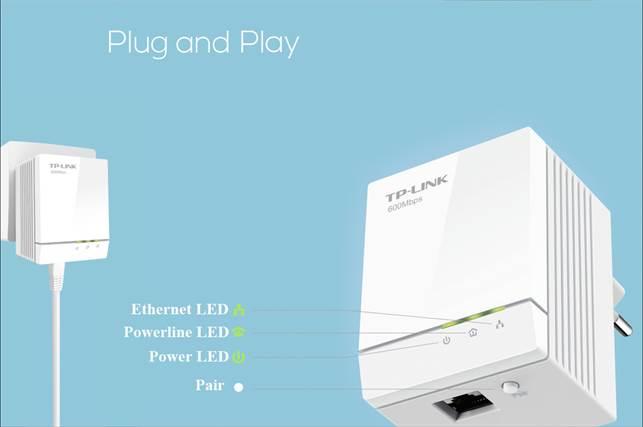 TP-Link TL-PA6010 Details
