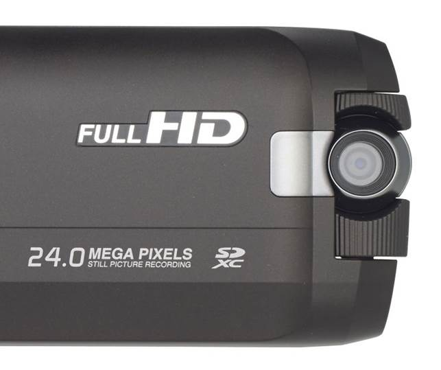 Panasonic HC-W850 secondary camera