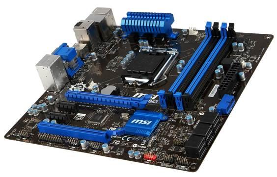 MSI Z87M-G43 motherboard