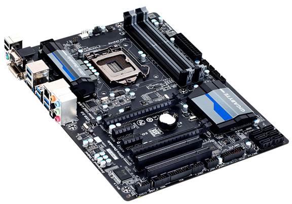 Gigabyte Z87-HD3 motherboard