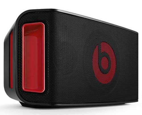 The Beatbox portable's phenomenal sound bang can accompany you virtually anywhere.
