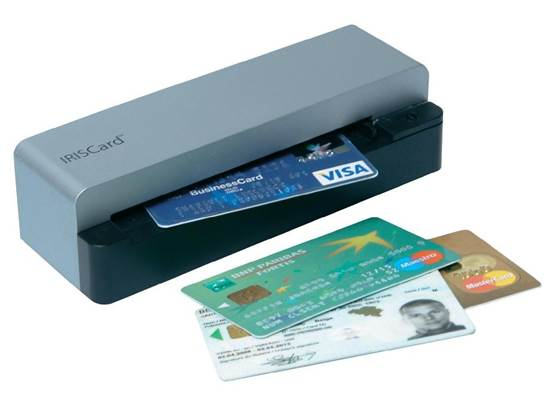 IRISCard Anywhere 5