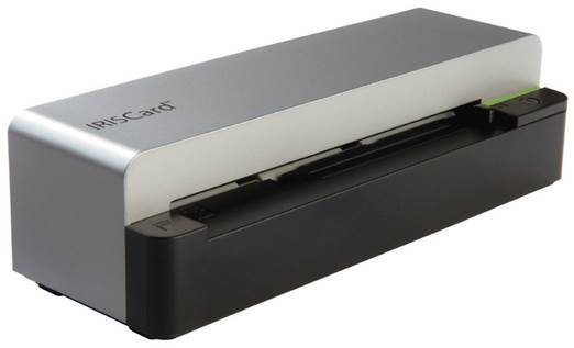 IRISCard Anywhere 5 Business Cards Scanner