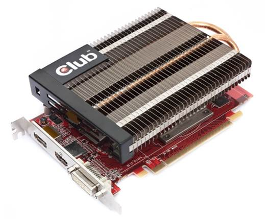 Club3D Radeon HD 7750 RoyalQueen