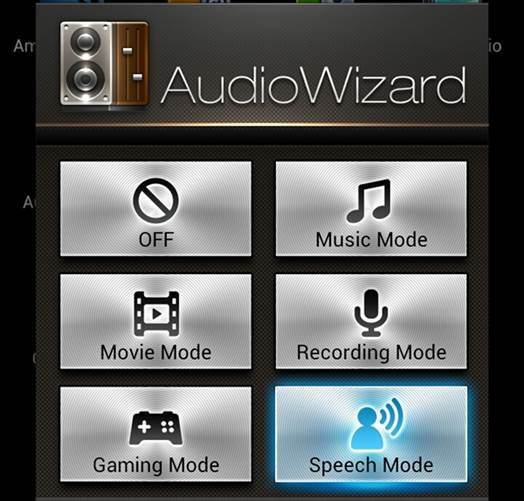 The Audio Wizard
