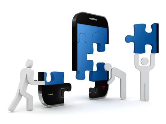 Mobile devices have the ability to provide employees to work at any time and from any place
