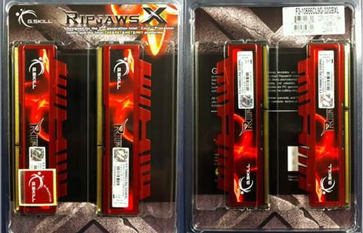 G.Skill DDR3 SDRAM 32 GB