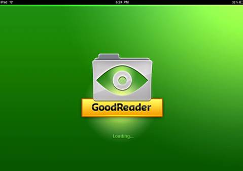GoodReader may be the most valuable software that officers should invest for iPad