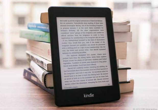 Kindle Paperwhite/Paperwhite 3G
