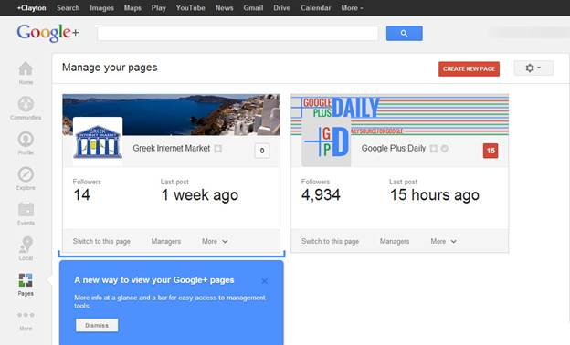 Google Plus - A social network (again) apparently intended to rival the likes of Facebook and Twitter