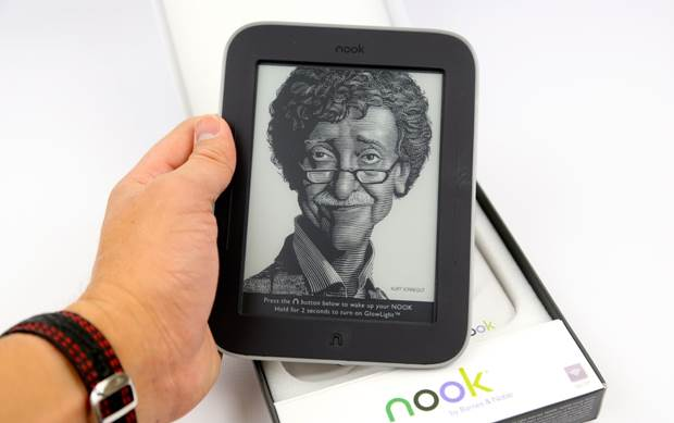 The Simple Touch Glowlight is the same price as a Kindle Paperwhite, and only a little more expensive than the Kobo Glo