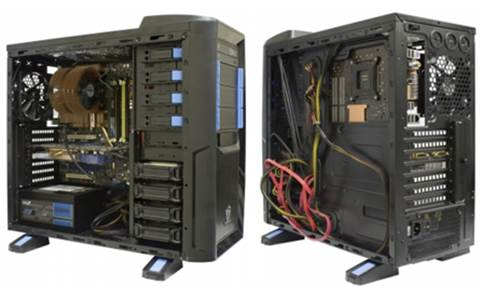 Assembling configuration in this case is simple and easy