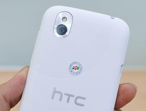 HTC Desire U's camera