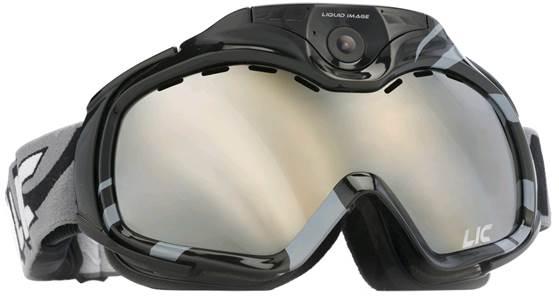 Apex HD + Wifi snow goggles