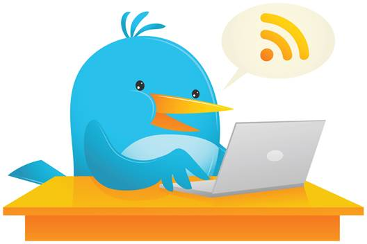Twitter is an online service that allows users to create and read text messages of no more than 140 characters