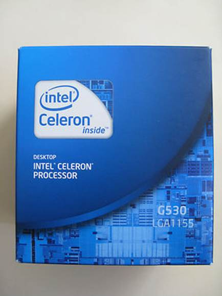Intel Celeron G530 2.40GHz Socket LGA 1155 Retail Box