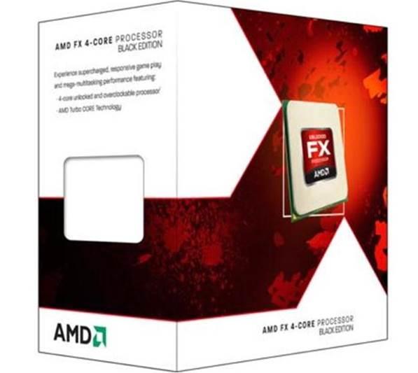 AMD FX-4100 3.60GHz Socket AM3+Retail Box