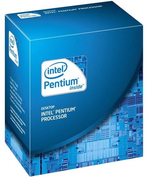 Intel Pentium G860 Retail Box