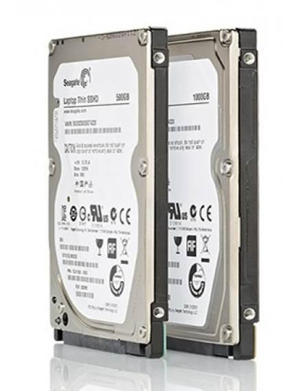 "Seagate 1TB SSHD Solid State Hybrid Drive 2.5"""
