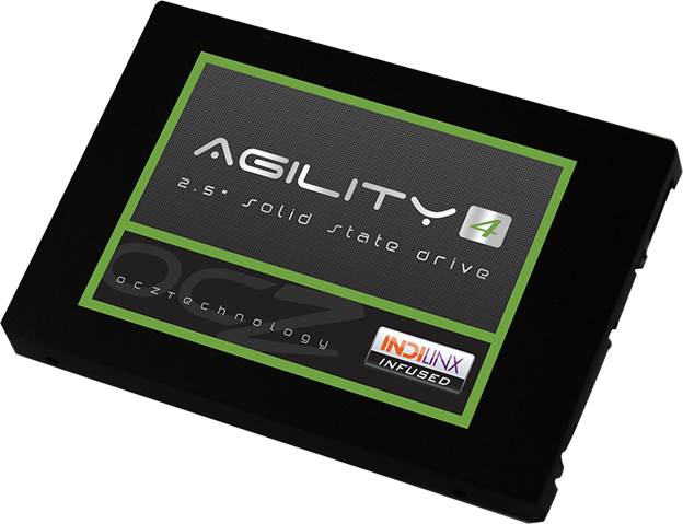 OCZ 128GB Agility 4 SSD
