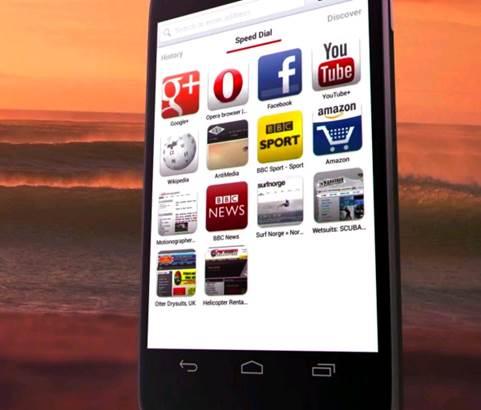 Opera browser beta - Opera's new rendering puts it back among the web giants