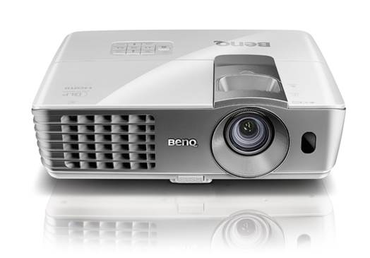 BenQ W1070: Latest from a manufacturer known for its prowess with budget projectors