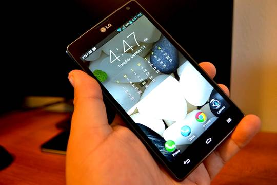 LG Optimus G (AT&T)