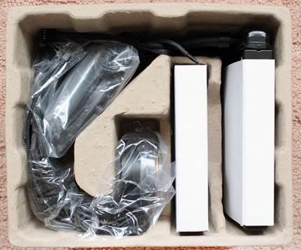Accessories' box