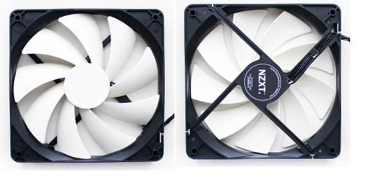The fan system
