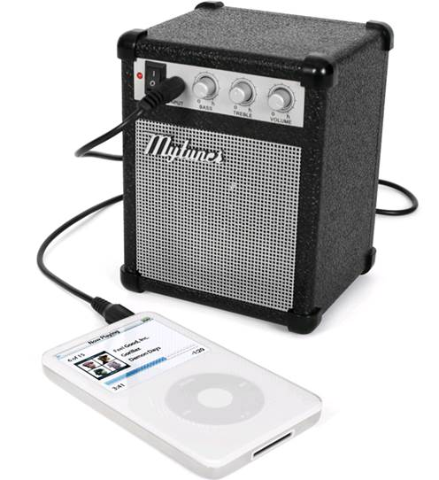 MyTunes MP3 AMP