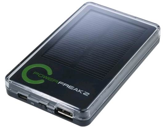 Powerfreakz evolution 3000 solar charger